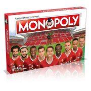 Monopoly Liverpool társasjáték - angol nyelvű