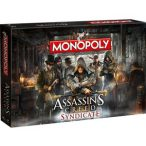 Monopoly - Assassin's Creed Syndicate - angol nyelvű