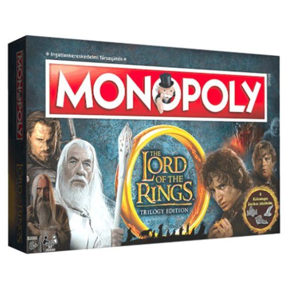Monopoly Gyűrűk Ura társasjáték - magyar kiadás