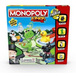 Monopoly Junior társasjáték Hasbro