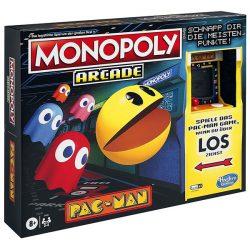 Monopoly Arcade - Pac-Man társasjáték