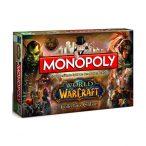 Monopoly World of Warcraft társasjáték gyűjtői kiadás - angol nyelvű