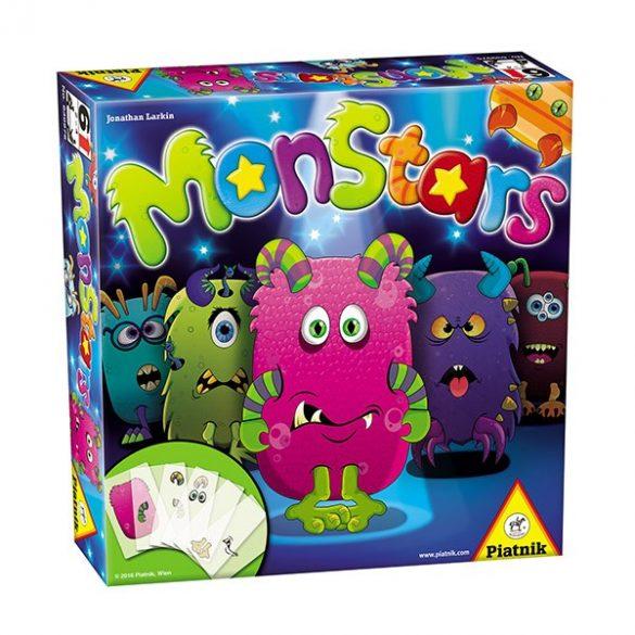 MonStars társasjáték - Piatnik