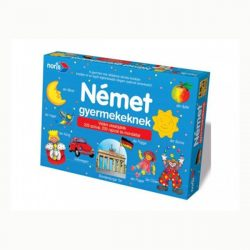 Német gyermekeknek társasjáték - Noris