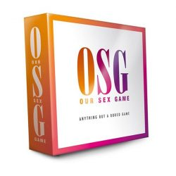 OSG - Our Sex Game társasjáték
