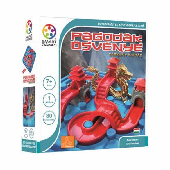 Pagodák ösvénye társasjáték - Sárkány kiadás Smart Games