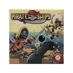 Pirate Ships társasjáték - Piatnik