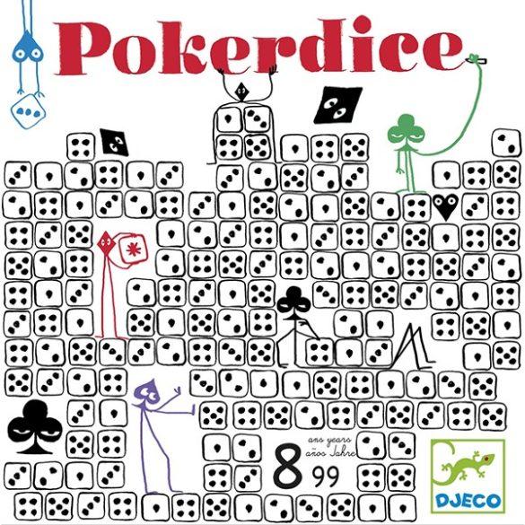 Pokerdice társasjáték - Djeco