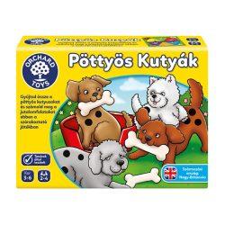 Pöttyös kutyák társasjáték - Orchard Toys