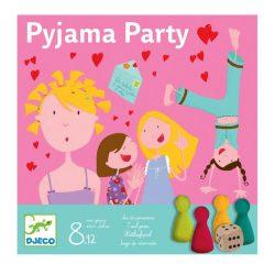 Pyjama Party - Pizsama Party társasjáték - Djeco