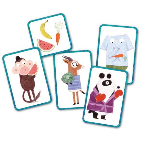 Rapidofruit kártyajáték - Djeco