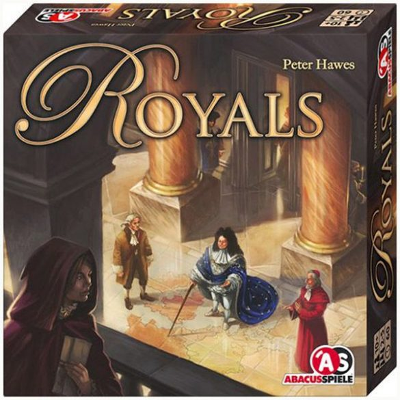 Royals társasjáték  -Abacus