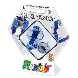 Rubik kígyó - kulcstartó