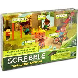 Scrabble - Tanuljunk angolul! társasjáték - Mattel