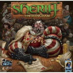Sheriff of Nottingham társasjáték - Angol nyelvű