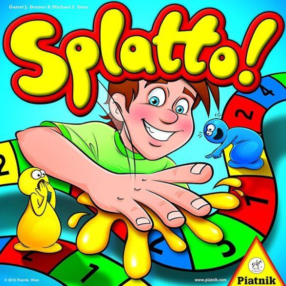 Splatto társasjáték - Piatnik