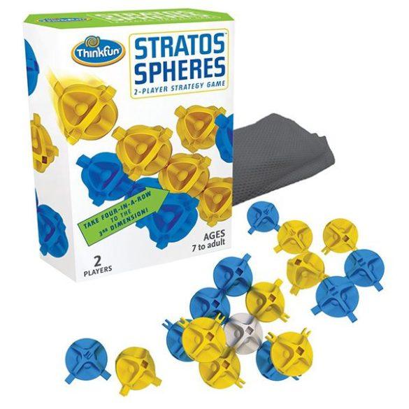Thinkfun Stratos Spheres társasjáték