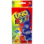 Színerő UNO kártyajáték - Mattel