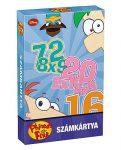 Phineas és Ferb Szorzókártya kártyajáték - Piatnik