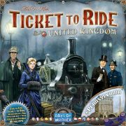Ticket to Ride United Kingdom & Pennsylvania-Map Collection: 5. kiegészítő
