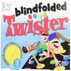 Twister - Bekötött szemmel társasjáték