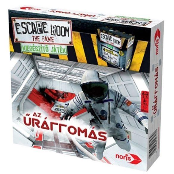 Escape Room - Az űrállomás kiegészítő - Noris
