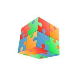 V-Cube 2x2 versenykocka - Puzzle