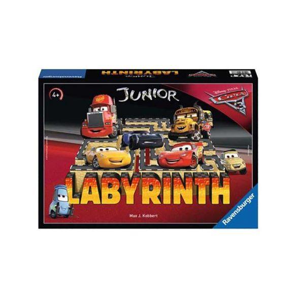 Verdák 3 junior labirintus társasjáték - Ravensburger