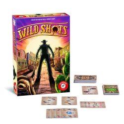 Wild Shots társasjáték