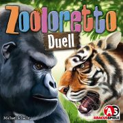 Zooloretto Duell társasjáték